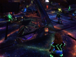 Comet Arena (melt mirror gol)