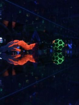 Comet Arena (mirror dive)