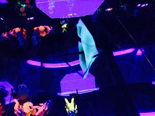 Comet Arena (mirror refector 1)